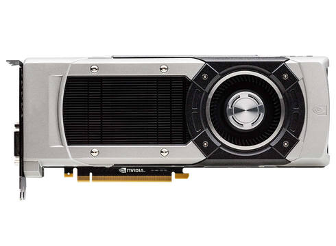 Nvidia Matrix 980 Ti 6GB 7Gbps 384-bit 250W Desktop Graphic card