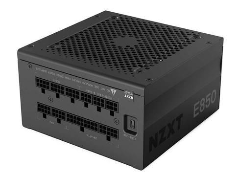 NZXT E850 ATX 850W 80 Plus Gold 100V - 240V Desktop Power Supply