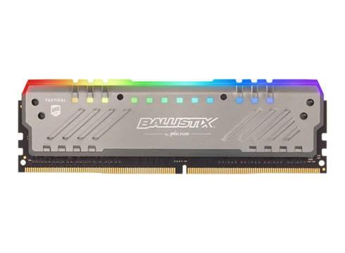 Ballistix Tactical RGB 3200 8GB DDR4 GHz 1.35V Desktop Memory