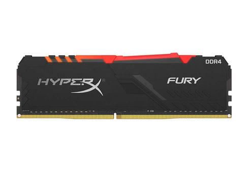 HyperX Fury RGB 3600 16GB DDR4 GHz 1.35V Desktop Memory