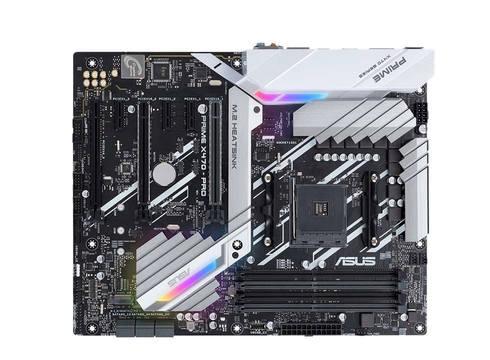 ASUS Prime X470-PRO AMD X470 AM4 DDR4 Desktop Motherboard