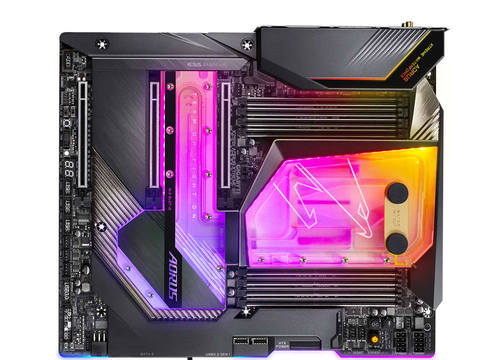 Gigabyte X299X Aorus Xtreme Waterforce Intel X99 2011-3 DDR4 Desktop Motherboard