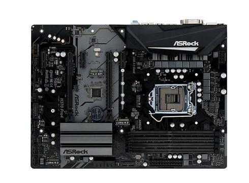 ASRock H370 Pro4 Intel H370 1151 DDR4 Desktop Motherboard