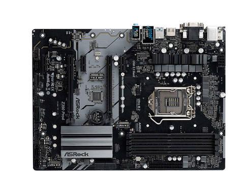 ASRock Z390 Pro4 Intel Z390 1151 DDR4 Desktop Motherboard