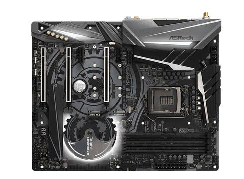 ASRock Z390 Taichi Ultimate Intel Z390 1151 DDR4 Desktop Motherboard