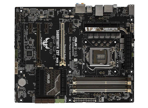 ASUS TUF Sabertooth Z97 Mark 2