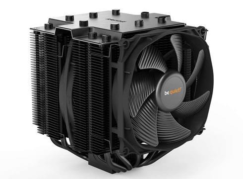 BeQuiet Dark Rock Pro 4 1500rpm 24dbA 250W TDP Desktop Heatsink Fan