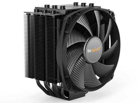 BeQuiet Dark Rock 4 1400rpm 21dbA 200W TDP Desktop Heatsink Fan