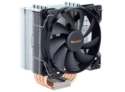 BeQuiet Pure Rock 1500rpm 27dbA 150W TDP Desktop Heatsink Fan