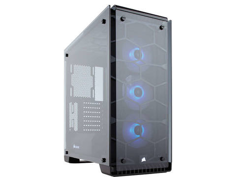 Corsair Crystal 570X RGB ATX 7 PCI slots  Computer Case