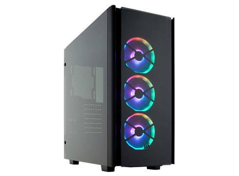 Corsair Obsidian 500D RGB SE ATX 7 PCI slots  Computer Case