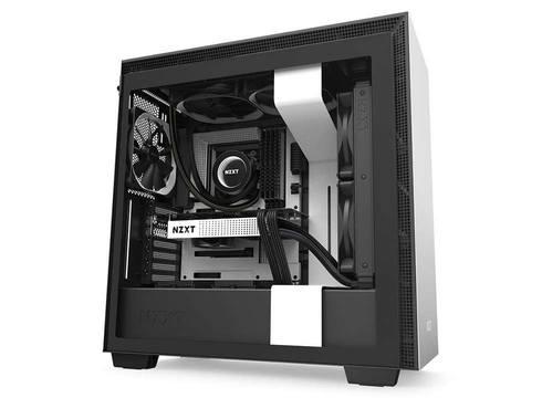 NZXT H710 EATX 7 PCI slots  Computer Case