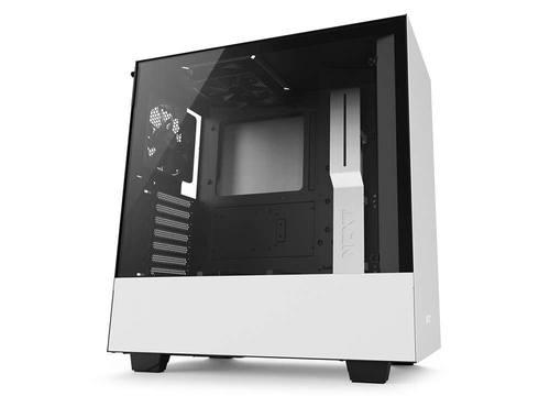 NZXT H510 ATX 7 PCI slots  Computer Case