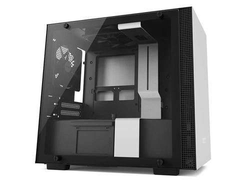 NZXT H200 mITX 2 PCI slots  Computer Case