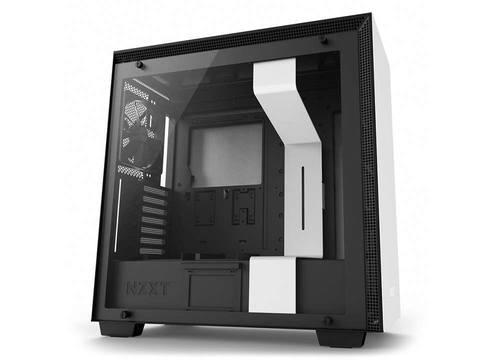 NZXT h700 EATX 7 PCI slots  Computer Case