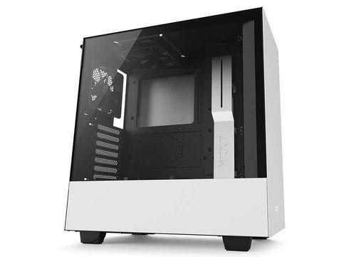 NZXT h500 ATX 7 PCI slots  Computer Case