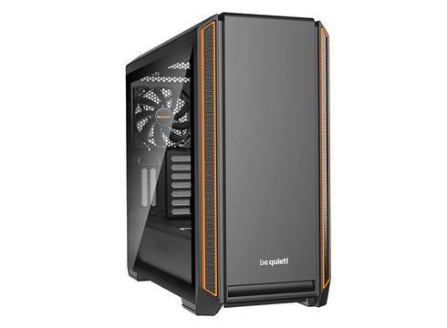 BeQuiet Silent Base 601 EATX 9 PCI slots  Computer Case
