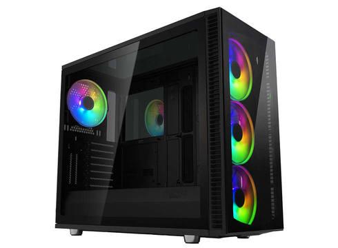 Fractal Design Define S2 Vision EATX 9 PCI slots  Computer Case