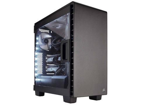 Corsair Carbide Clear 400C ATX 7 PCI slots  Computer Case